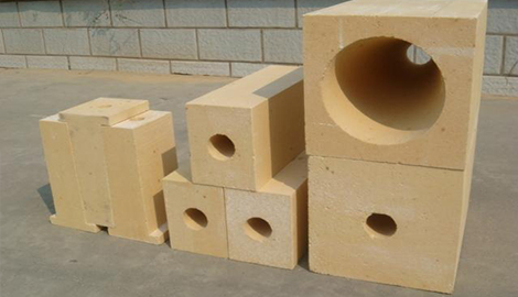 Low Creep Zircon Mullite Refractory Brick for Glass Smelting Furnace