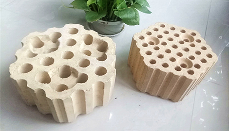 Refractory Lattice Brick