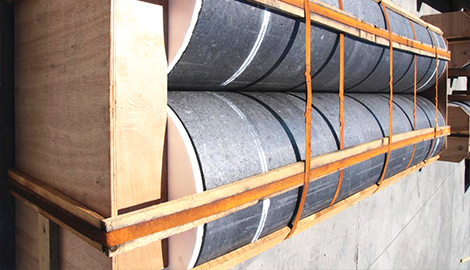 Graphite Electrode Used for arc furnaces