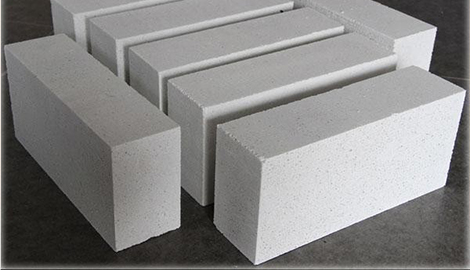 high alumina corundum brick for glass furnace/power plant